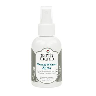 Earth Mama Angel Baby, Morning Wellness Spray (120 ml)