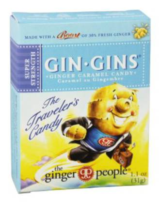 Gin Gins Ginger Candy's Handy Purse Pack