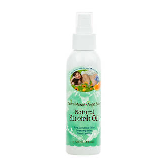Earth Mama Angel Baby Natural Stretch Oil 120ml