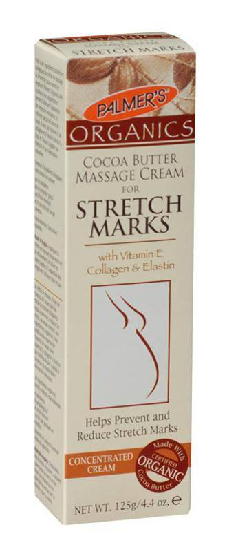 ORGANIC Massage Cream For Stretch Marks - Palmers Cocoa Butter
