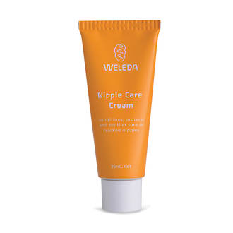 Weleda Nipple Care Cream 36 ml tube