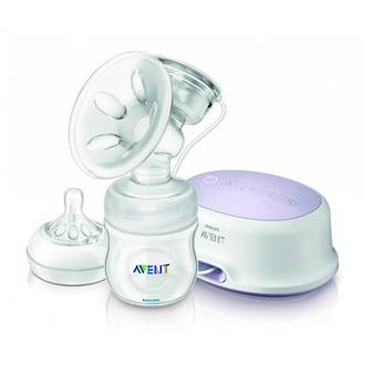 Philips AVENT Single Electric Breast Pump | RRP $299.99