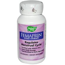Femaprin - Vitex - For irregular cycles (PCOS)
