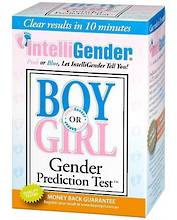 Intelligender Gender Prediction Test