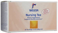 Weleda Nursing Tea for Breastfeeding Mothers