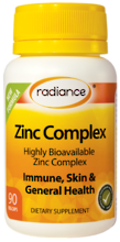 Zinc Complex by Radiance
