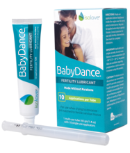 BabyDance Fertility Safe Lubricant – 10 Applicators | From the Inventor of Pre~Seed