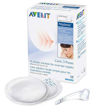 Philips AVENT Twin  Pack Nipplette - For inverted nipples