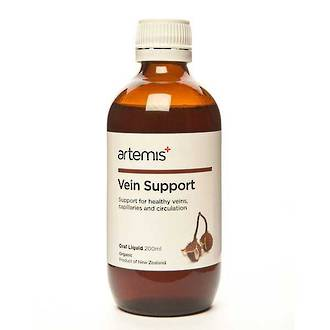 Artemis Vein Support Tincture 200ml