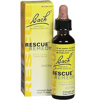 Rescue Remedy - Bach Original Flower Remedies 10ml