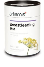 Artemis Breast Feeding Tea