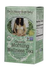 Earth Mama Angel Baby - Organic Morning Wellness Tea