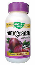 Pomegranate - Natures Way 60 Capsules