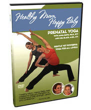 Healthy Mum, Happy Baby.... Pregnancy Yoga DVD to Support a Healthy Pregnancy